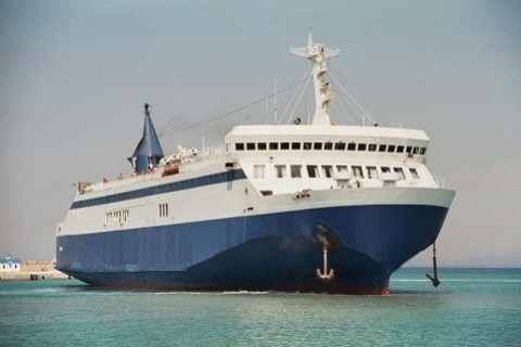 RP0098- Ro-Ro Passenger Ship - VESSEL FOR SALE